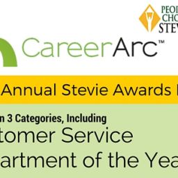 stevie awards careerarc