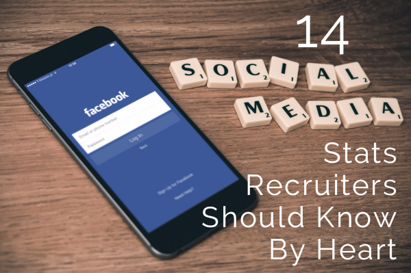 social media stats recruiters should know