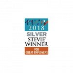 2020 Stevies Award - Silver - Great Employers