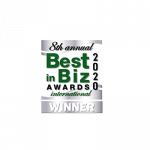 2020 Best in Biz Awards - Silver - Company of the Year
