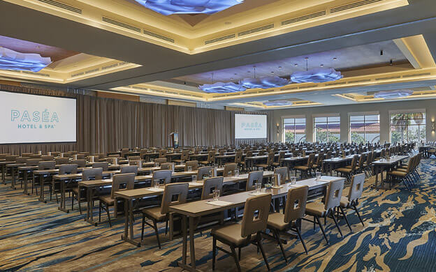 EMBARC 2021 HR Innovators Summit will be held at Pasea Hotel & Spa, meeting room